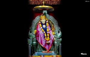 Saibaba-in-Temple-Wallpaper-HD